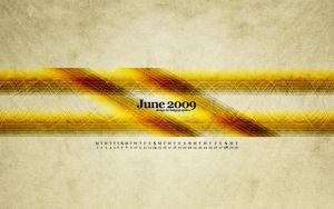 Simplicity: June 09 Wallpaper by fudgegraphics