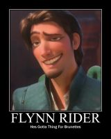 Flynn Rider by Lockpine