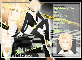 ||SS-Alliance || Ethyl Falence by Mishii-C