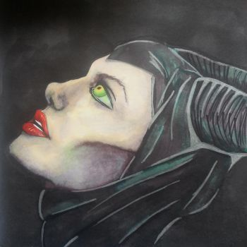 Maleficent by EAMS81