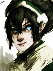Toph for Bananzers by Sukautto
