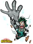 My hero Academia Boku hero Izuku Deku 156 Colors by Amanomoon