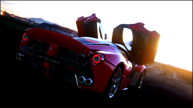 LaFerrari by thylegion