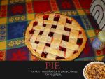 Motivational Pie. by chafe