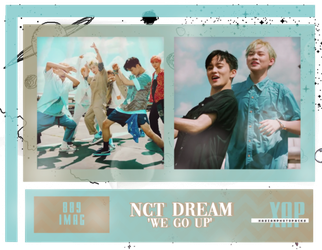 Photopack 3648 // NCT DREAM 'We Go Up' by xAsianPhotopacks