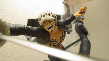 Trafalgar Law by Basilah-Amir