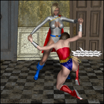 Powergirl Possessed by LordSnot