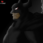 Black Shadow darkness by Revivedracer209
