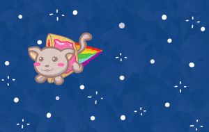 Nyan Cat by Diatmi
