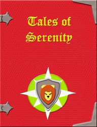 Armadillo Knight: Tales of Serenity cover by Artandcreation4you