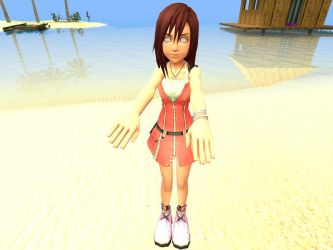 All Girl Hypno: Kairi Casual by VG-MC