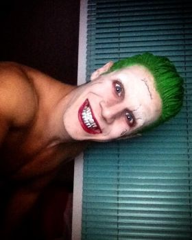 Joker Jared Leto by GNefilim