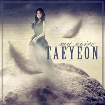 Taeyeon: My Voice by Awesmatasticaly-Cool