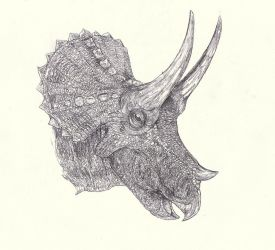 Triceratops 4 by Kahless28
