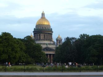 Saint Isaac's Cathedral by 4ajka