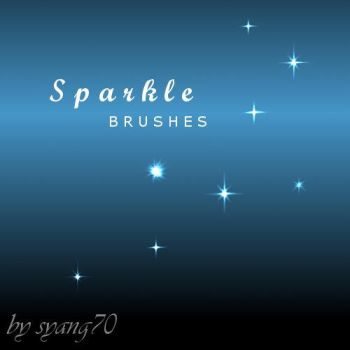 Sparkle Brushes by syang70