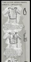 Breastplate Tutorial - Basics by North-Steading