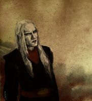 Prince Nuada - strikes again by BabushkaYaga
