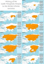 SW: The History of the Great Mongolian Empire by ThanyTony