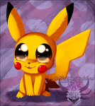 .: Just A Pikachu :. by StarEmber