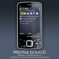 S60 Theme: Prestige Solace by tehk7