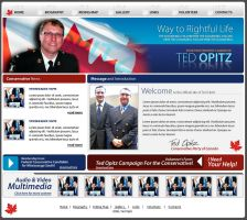 Ted Opitz - Party Nominee by enigmaticstudio