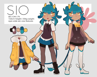 ref sheet - SIO by skrillbug