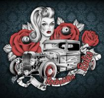 Rockabilly Rules by tainted-orchid