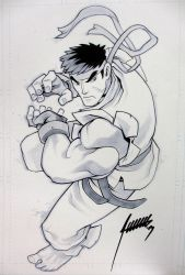 Ryu - PAX East Boston by edwinhuang