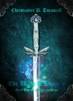 The Blade of Lunaris - Book Cover Design by ManifestedSoul