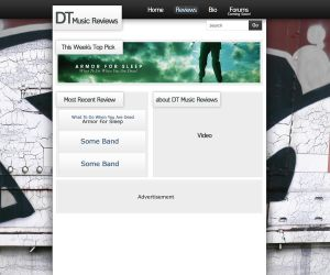 DT Music Reviews by Ganderzz