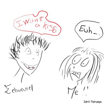 Edward and me by Idril-Telrunya