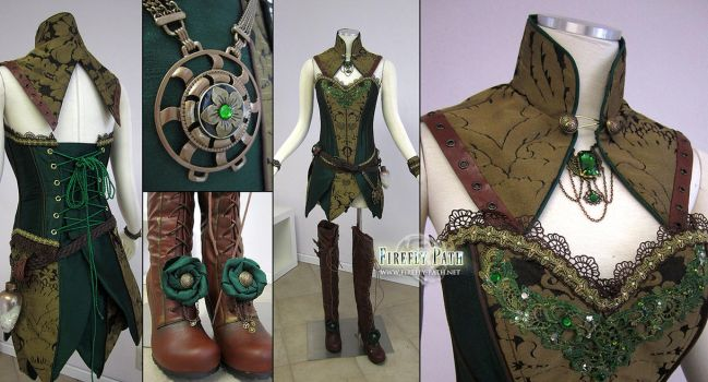 Steampunk Tinkerbell by Firefly-Path