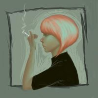 Cigarette by Ciuva