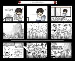 Death Note: L Gets an Idea. by eychanchan