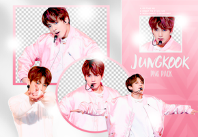 PNG PACK: Jungkook #13 by Hallyumi