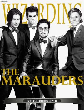 Wizarding Weekly (Special Edition) : The Marauders by nhu-dles