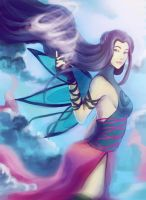 Hay Lin New Power by AntaRF