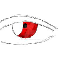 Eye Collection - Red by fynns23
