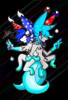 DEM PARTY ANIMALS! by Kyrifian