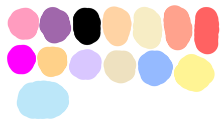 14 Colors by tylerleejewell