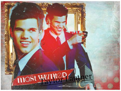 Taylor Lautner by curlier
