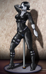 X-Dolls: Domino (commission) by Re-Maker