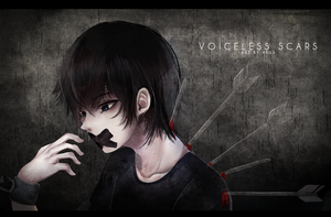 Voiceless Scars by Aeusthetic