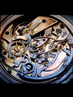 Chronometer A Study in the Mechanics Of Time by 21stCenturyDamocles