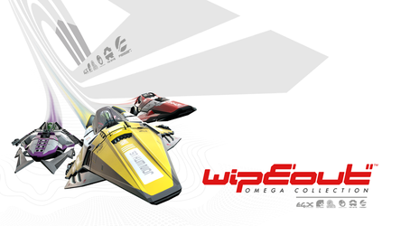 Wipeout Omega Collection - HD Wallpaper 05 - remix by JJteam
