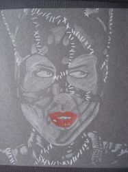 ..Catwoman.. by Diamonds-Hearts