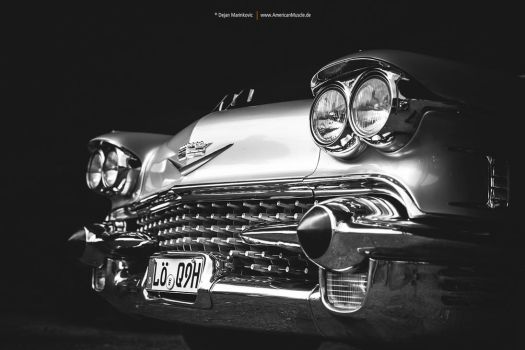 1958 Cadillac BW by AmericanMuscle