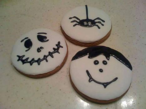 halloween cookies 2 by snaplilly