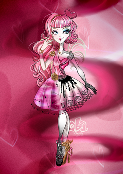 From Monster to Ever After High by Qba016
